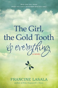 Girl Gold Tooth