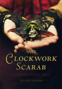 Clockwork Scarab