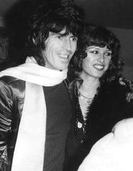 Uschi and Keef