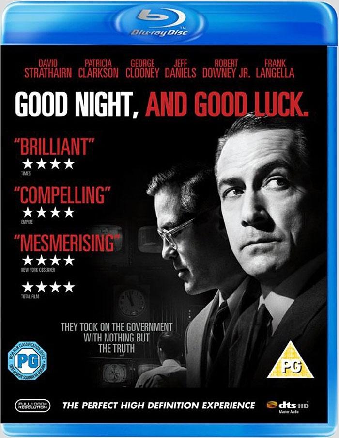 In Good Night & Good Luck (2005)?